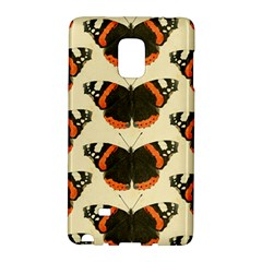 Butterfly Butterflies Insects Galaxy Note Edge by Amaryn4rt