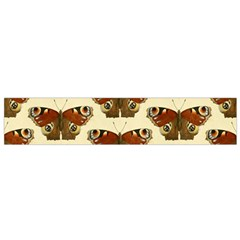 Butterfly Butterflies Insects Flano Scarf (small)