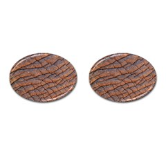 Elephant Skin Cufflinks (oval) by Amaryn4rt