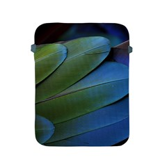 Feather Parrot Colorful Metalic Apple Ipad 2/3/4 Protective Soft Cases by Amaryn4rt