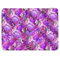 Flowers Abstract Digital Art Samsung Galaxy Tab 7  P1000 Flip Case by Amaryn4rt