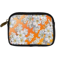 Flowers Background Backdrop Floral Digital Camera Cases by Amaryn4rt