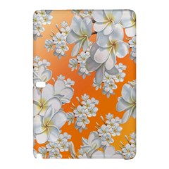 Flowers Background Backdrop Floral Samsung Galaxy Tab Pro 10 1 Hardshell Case by Amaryn4rt