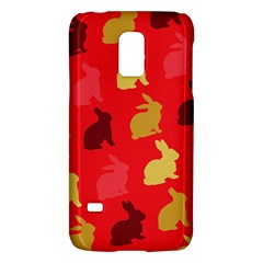 Hare Easter Pattern Animals Galaxy S5 Mini by Amaryn4rt