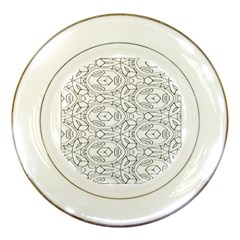Pattern Silly Coloring Page Cool Porcelain Plates by Amaryn4rt