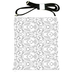 Pattern Silly Coloring Page Cool Shoulder Sling Bags by Amaryn4rt