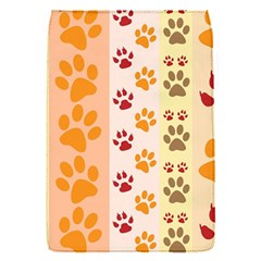 Paw Print Paw Prints Fun Background Flap Covers (s)  by Amaryn4rt