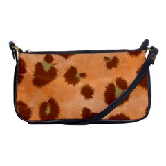 Seamless Tile Background Abstract Shoulder Clutch Bags by Amaryn4rt