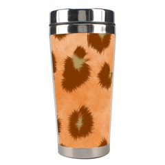 Seamless Tile Background Abstract Stainless Steel Travel Tumblers by Amaryn4rt