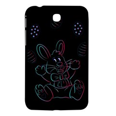 Easter Bunny Hare Rabbit Animal Samsung Galaxy Tab 3 (7 ) P3200 Hardshell Case  by Amaryn4rt