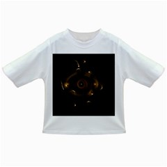 Abstract Fractal Art Artwork Infant/toddler T Shirts by Amaryn4rt