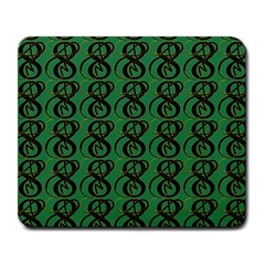 Abstract Pattern Graphic Lines Large Mousepads by Amaryn4rt