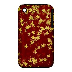 Background Design Leaves Pattern Iphone 3s/3gs by Amaryn4rt