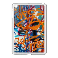 Background Graffiti Grunge Apple Ipad Mini Case (white)