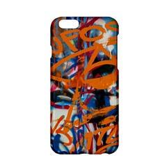 Background Graffiti Grunge Apple Iphone 6/6s Hardshell Case by Amaryn4rt