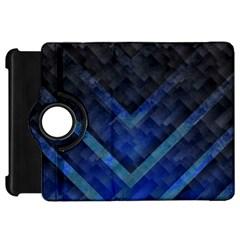 Blue Background Wallpaper Motif Design Kindle Fire Hd 7