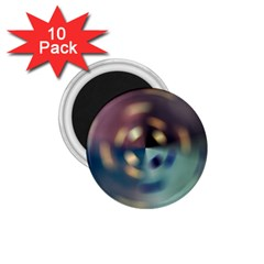 Blur Bokeh Colors Points Lights 1 75  Magnets (10 Pack)  by Amaryn4rt