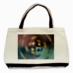 Blur Bokeh Colors Points Lights Basic Tote Bag (two Sides) by Amaryn4rt