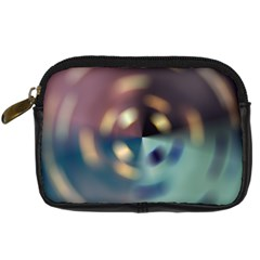 Blur Bokeh Colors Points Lights Digital Camera Cases by Amaryn4rt
