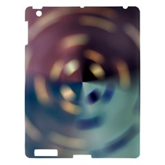 Blur Bokeh Colors Points Lights Apple Ipad 3/4 Hardshell Case by Amaryn4rt