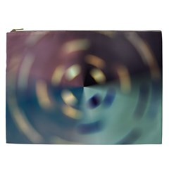 Blur Bokeh Colors Points Lights Cosmetic Bag (xxl)  by Amaryn4rt