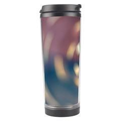 Blur Bokeh Colors Points Lights Travel Tumbler by Amaryn4rt