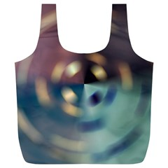 Blur Bokeh Colors Points Lights Full Print Recycle Bags (l)  by Amaryn4rt