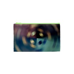 Blur Bokeh Colors Points Lights Cosmetic Bag (xs) by Amaryn4rt