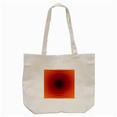Orange Background Wallpaper Texture Lines Tote Bag (cream) by Amaryn4rt