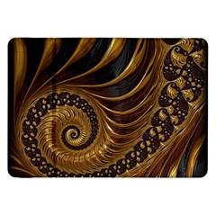 Fractal Spiral Endless Mathematics Samsung Galaxy Tab 8 9  P7300 Flip Case by Amaryn4rt