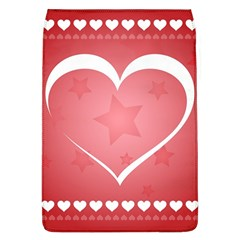 Postcard Banner Heart Holiday Love Flap Covers (l)  by Amaryn4rt