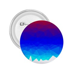 Gradient Red Blue Landfill 2.25  Buttons