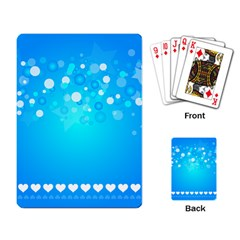 Desktop Banner Postcard Hearts Playing Card by Amaryn4rt