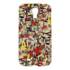 My Fantasy World 38 Samsung Galaxy S4 I9500/i9505 Hardshell Case by MoreColorsinLife