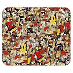 My Fantasy World 38 Double Sided Flano Blanket (Small)  50 x40 Blanket Back