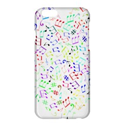 Prismatic Musical Heart Love Notes Rainbow Apple Iphone 6 Plus/6s Plus Hardshell Case