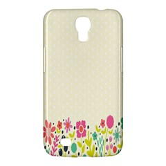 Spring Floral Flower Rose Tulip Leaf Flowering Color Samsung Galaxy Mega 6 3  I9200 Hardshell Case