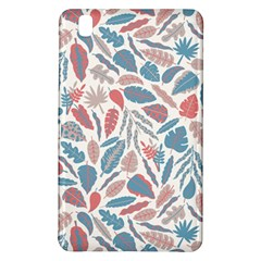 Spencer Leaf Floral Purple Pink Blue Rainbow Samsung Galaxy Tab Pro 8 4 Hardshell Case by Alisyart