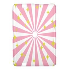 Star Pink Hole Hurak Kindle Fire Hd 8 9  by Alisyart