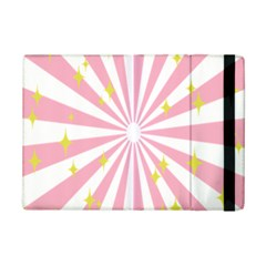 Star Pink Hole Hurak Ipad Mini 2 Flip Cases by Alisyart