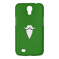 The Dude Beard White Green Samsung Galaxy Mega 6 3  I9200 Hardshell Case by Alisyart
