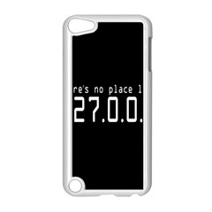 There s No Place Like Number Sign Apple Ipod Touch 5 Case (white) by Alisyart