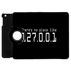 There s No Place Like Number Sign Apple Ipad Mini Flip 360 Case by Alisyart