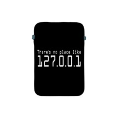 There s No Place Like Number Sign Apple Ipad Mini Protective Soft Cases by Alisyart