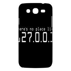 There s No Place Like Number Sign Samsung Galaxy Mega 5 8 I9152 Hardshell Case  by Alisyart