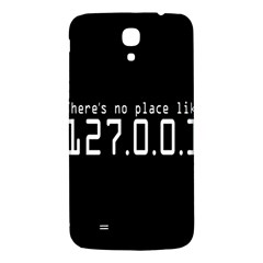 There s No Place Like Number Sign Samsung Galaxy Mega I9200 Hardshell Back Case