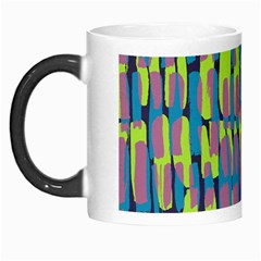 Surface Pattern Green Morph Mugs