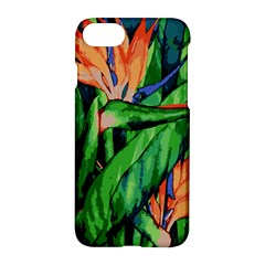 Flowers Art Beautiful Apple Iphone 7 Hardshell Case by Amaryn4rt