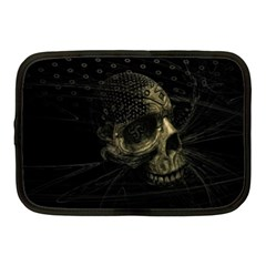 Skull Fantasy Dark Surreal Netbook Case (medium)  by Amaryn4rt