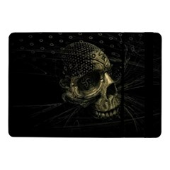 Skull Fantasy Dark Surreal Samsung Galaxy Tab Pro 10 1  Flip Case by Amaryn4rt